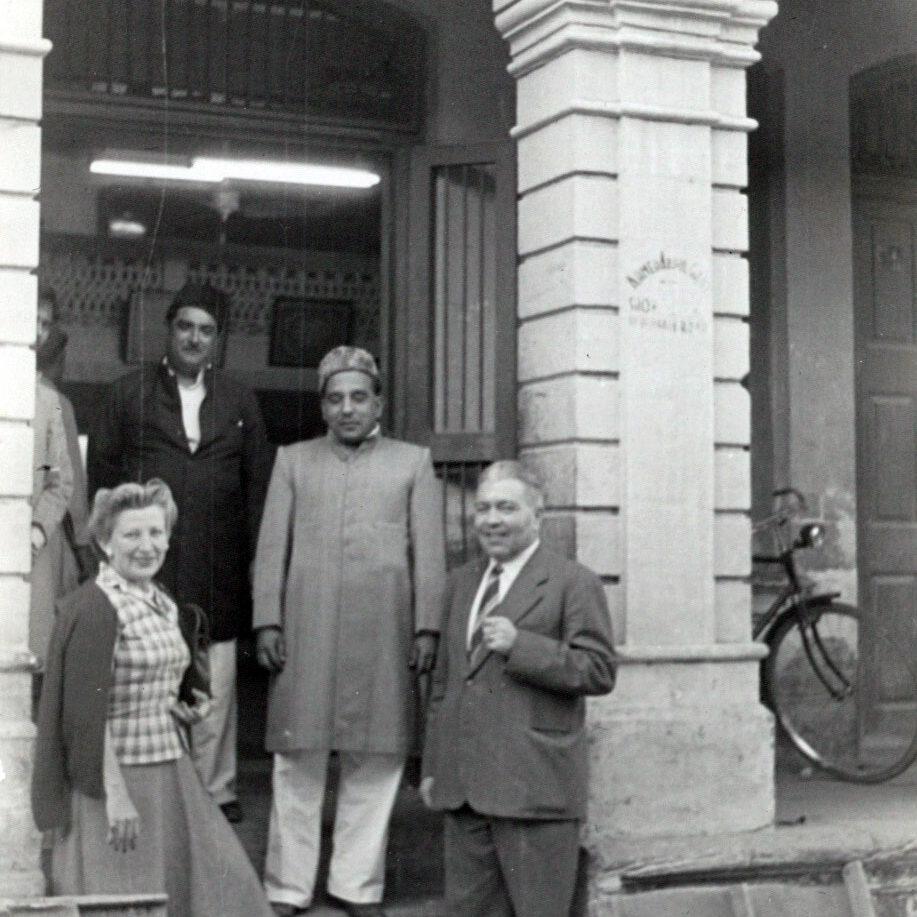 Guglielmo Gramigni in Pakistan
